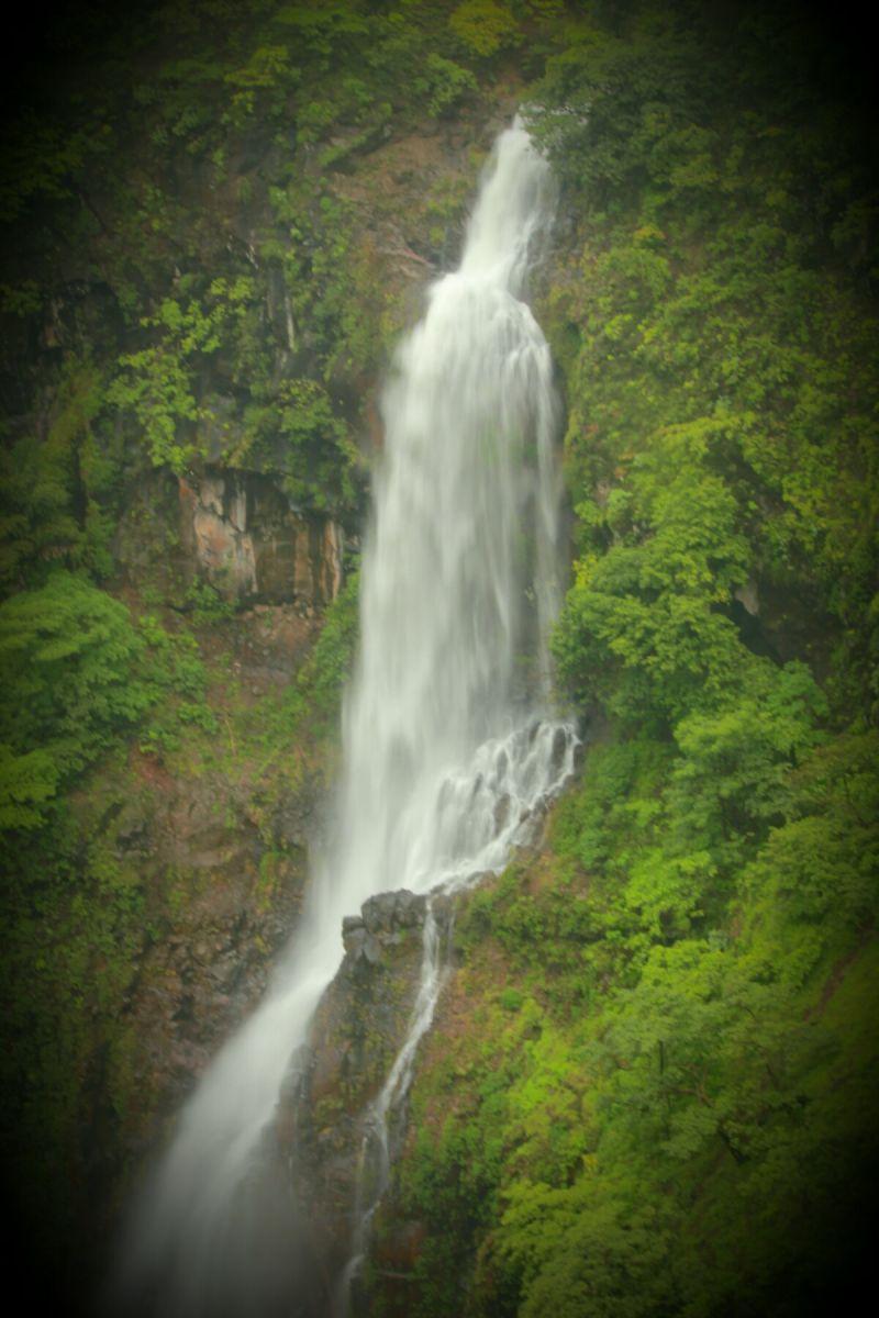 Thoseghar Waterfall | Maayboli Free Images