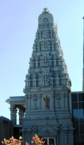 Minneapolis Indian temple